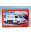 Monti System Stavebnice Monti 06 Ambulance Renault Trafic 1:35 v krabici 22x15x6cm