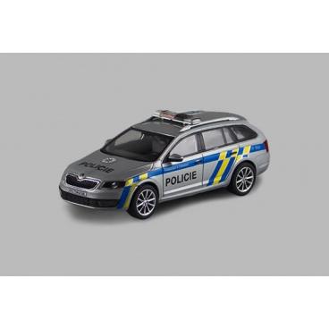 ABREX Škoda Octavia III Combi (2013) 1:43 - Policie ČR