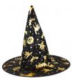 Rappa Dětský klobouk čarodějnice/Halloween