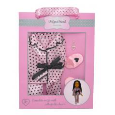 mac toys Pyžamo pro panenky Designa