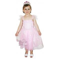 dětský karnevalový kostým princezna  velikost S