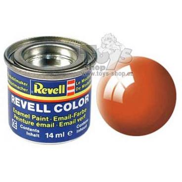 Revell emailová barva 32130 lesklá oranžová