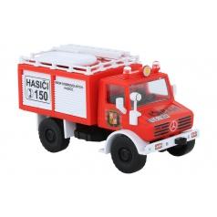 MONTI SYSTEM stavebnice vozidla 16 Fire Brigade