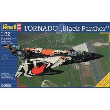 Revell 04660 Tornado Black Panther