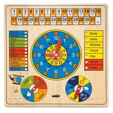 Woody Víceúčelový kalendář - Anglická verze