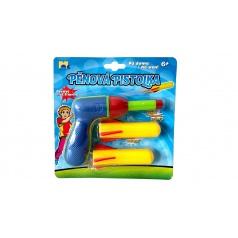 Mac Toys Dětská pistolka na pěnové šipky