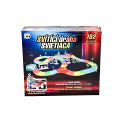 Mac Toys Svítící dráha, 192 dílů