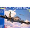 Revell Plastic ModelKit letadlo 04297 - B-17 F Memphis Belle (1:48)