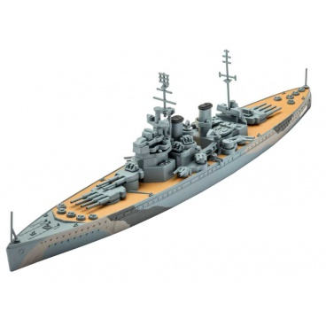 Revell Plastic ModelKit loď 05135 - H.M.S. Prince of Wales (1:1200)