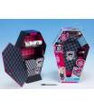 Teddies Monster High Tajemná skříňka se zvukem