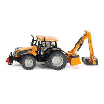 SIKU Farmer - Traktor se zadní nakládací lžící  1:32
