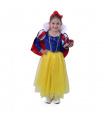 Rappa Dětský kostým Sněhurka (S)