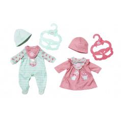 Zapf Creation Baby Annabell Little, Pohodlné oblečení, 2 druhy k výběru, 36cm