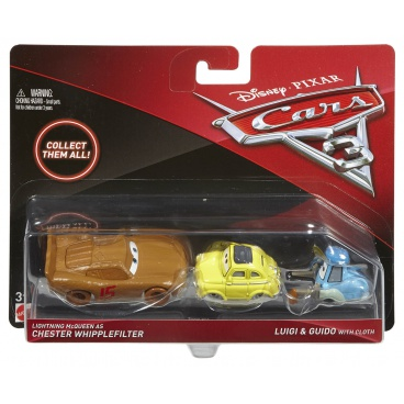 Mattel CARS 3 AUTA 2KS ASST