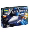 Revell Gift-Set vesmír 05674 - Space Shuttle & Booster Rockets - 40th Anniversary (1:144)