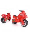 DOLU Odrážedlo motorka červená