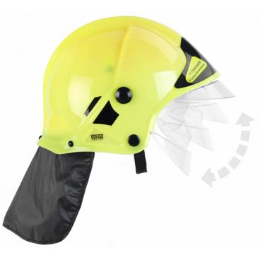 Klein Hasičská helma, žlutá
