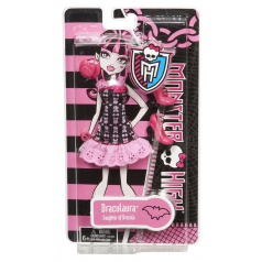 Mattel Monster High MONSTER HADŘÍKY ASST