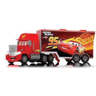 Dickie RC auto na ovládání Cars 3 Turbo Mack Truck 46 cm, 3kan