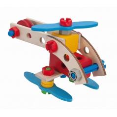Simba HEROS Constructor Letadlo