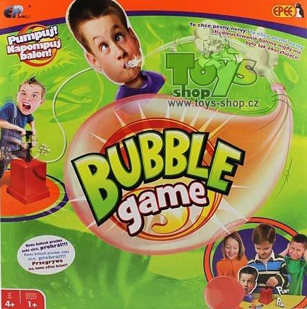 EPline hra Bubble Game