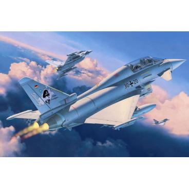 Revell Plastic ModelKit letadlo 04855 - Eurofighter Typhoon