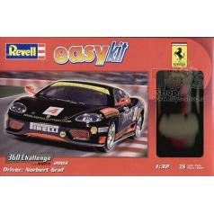 """Revell EasyKit auto 07137 - Ferrari 360 Challenge """"N. Graf"""""""