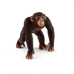 Schleich 14817 zvířátko - šimpanzí mládě