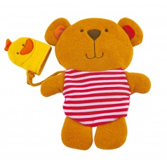 Hape Hračky do vody - medvídek a kačenka set