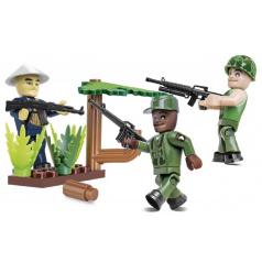 Cobi Figurky s doplňky Vietnamská válka, 26 k