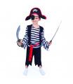 Rappa Dětský kostým pirát (M) e-obal