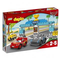 Lego Duplo 10857 Cars Závod o Zlatý píst