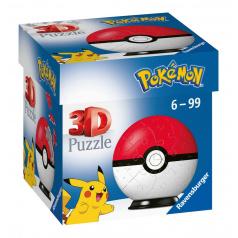 Ravensburger Puzzle-Ball Pokémon Motiv 1 - položka 54 dílků