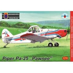 """Kovozávody Prostějov Pa-25 """"Pawnee"""""""