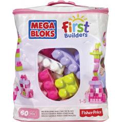 Mega Bloks Big Building Bag Girls