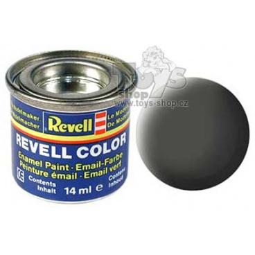 Revell emailová barva 32165 Bronzově zelená