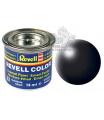 Revell emailová barva 32302 hedvábná černá