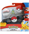 WCT Pokémon Clip ´N´ Go Poké Ball s páskem