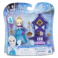 Disney Frozen MALÁ PANENKA S DOPLŇKY ASST B5188
