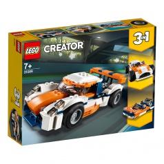LEGO Creator 31089 Oranžové pretekárske auto