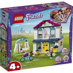 LEGO Friends 41398 Stephanie a jej dom 4+