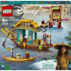 LEGO Boun a jeho loď