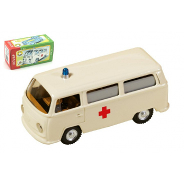 Kovap 0613  VW sanitka - kovový model