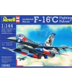 Revell Plastic ModelKit letadlo 03992 - Lockheed Martin F-16C Fighting Falcon (1:144)