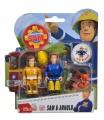 Simba Požárník Sam Figurky 2 ks s přísl., 4 druhy