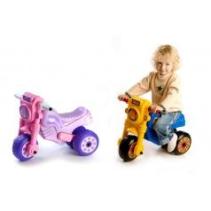 Dětské plastové odrážedlo motorka CROSS velké