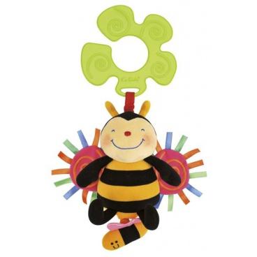 K´s Kids Úchyt na kočárek - natahovací, bzučící včelka