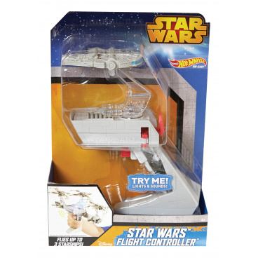 HOT WHEELS STAR WARS DeLUX HRACÍ SET DFT83