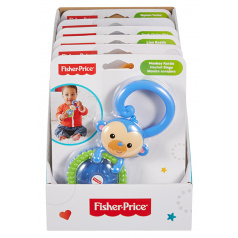 Fisher Price CHRASTÍTKA ZOO ASST DRC00