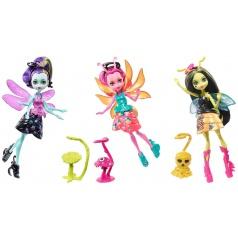 Mattel Monster High panenka STRAŠKOUZELNÁ VÍLA ASST